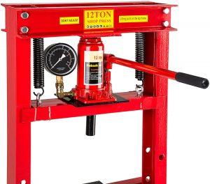 Presse hydraulique 12 tonnes Tectake 401670