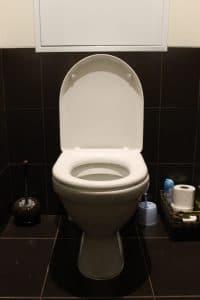 WC qui fuit